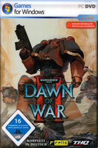 Warhammer 40,000: Dawn of War 2 скачать торрент