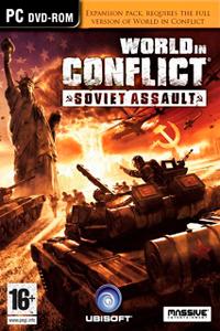 World in Conflict Soviet Assault скачать торрент