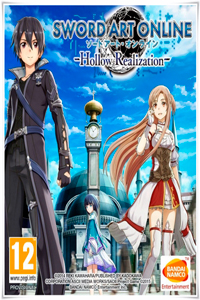 Sword Art Online Hollow Realization скачать торрент