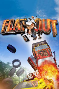 FlatOut 1 скачать торрент