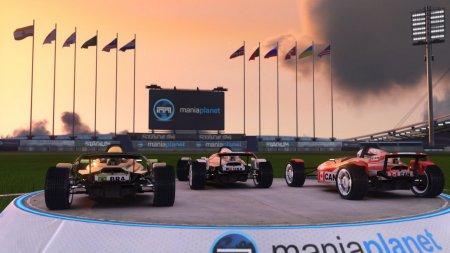 TrackMania 2 Stadium скачать торрент