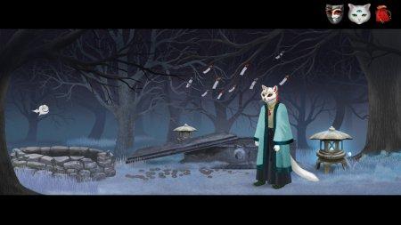 Cat and Ghostly Road скачать торрент