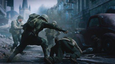 CoD WWII скачать торрент