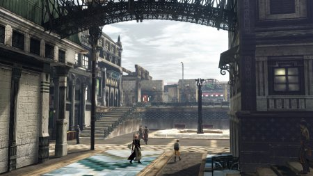 Lightning Returns Final Fantasy XIII скачать торрент