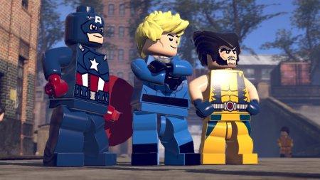 Лего Марвел скачать торрент