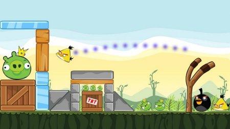 Angry Birds Серия игр скачать торрент
