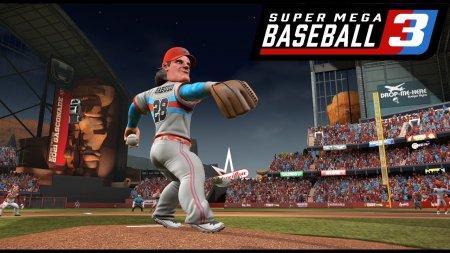 Super Mega Baseball 3 скачать торрент