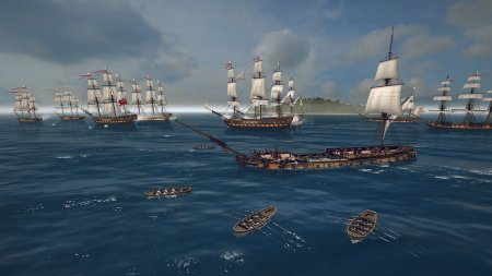 Ultimate Admiral: Age of Sail скачать торрент