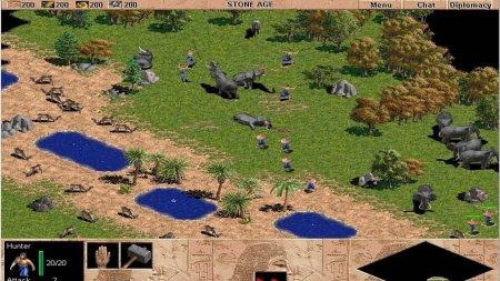 Age of Empires скачать торрент