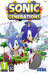 Sonic Generations скачать торрент