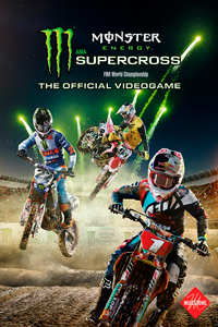 Monster Energy Supercross The Official Videogame скачать торрент