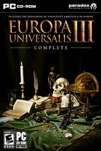Europa Universalis 3 скачать торрент