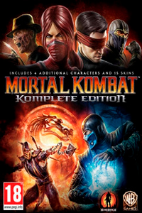 Mortal Kombat Komplete Edition скачать торрент