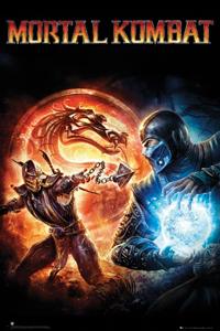 Mortal Kombat скачать торрент