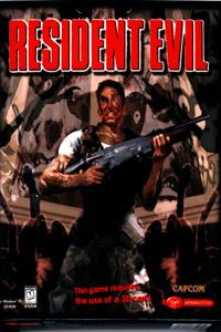 Resident Evil 1 скачать торрент