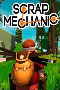 Scrap Mechanic от Механики скачать торрент