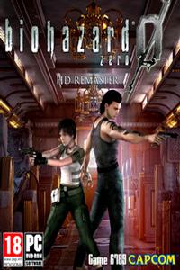 Resident Evil Zero HD Remaster скачать торрент