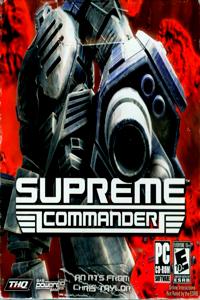 Supreme Commander скачать торрент