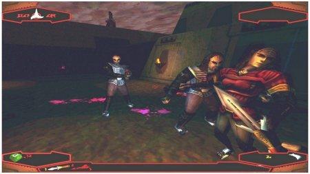Star Trek Klingon Honor Guard скачать торрент