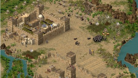 Stronghold Crusader HD скачать торрент