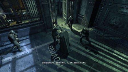 Batman: Arkham Origins скачать торрент