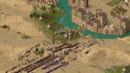 Stronghold Crusader скачать торрент