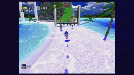 Sonic Adventure DX скачать торрент