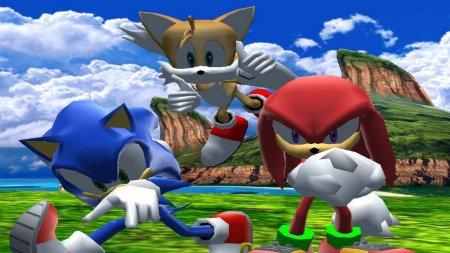 Sonic Heroes скачать торрент