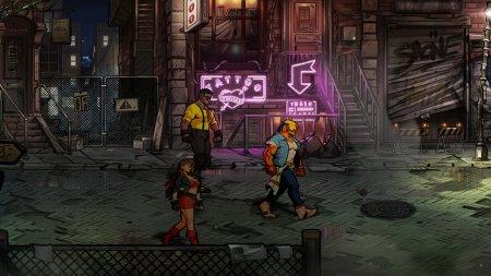Streets of Rage 4 скачать торрент
