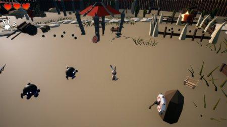 Angry Bunny 2: Lost hole скачать торрент