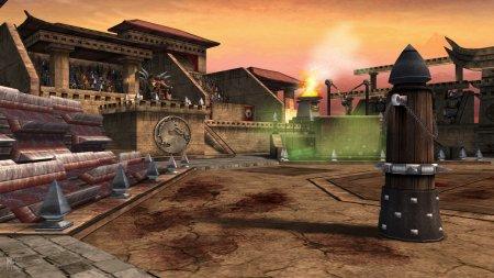 Mortal Kombat Armageddon скачать торрент