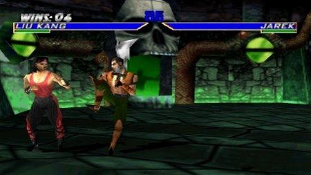 Mortal Kombat 4 скачать торрент