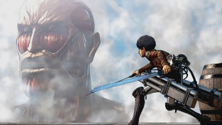 Attack on Titan: Wings of Freedom скачать торрент