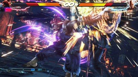 Tekken 7 Механики скачать торрент