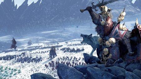 Total War Warhammer Norsca скачать торрент