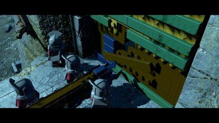 Лего Властелин Колец скачать торрент