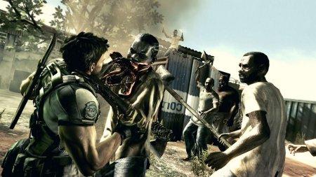 Resident Evil 5 скачать торрент