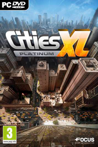Cities XL Platinum скачать торрент