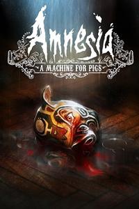 Amnesia: A Machine For Pigs скачать торрент