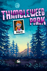 Delores: A Thimbleweed Park Mini-Adventure скачать торрент