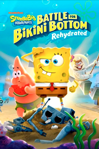 SpongeBob SquarePants: Battle for Bikini Bottom - Rehydrated скачать торрент