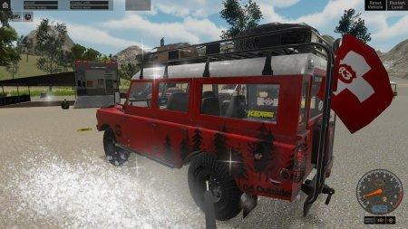 D Series OFF ROAD Driving Simulation скачать торрент