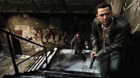 Max Payne 3 Механики скачать торрент