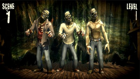 Tap-A-Zombie скачать торрент