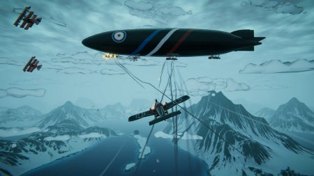 Red Wings: Aces of the Sky скачать торрент