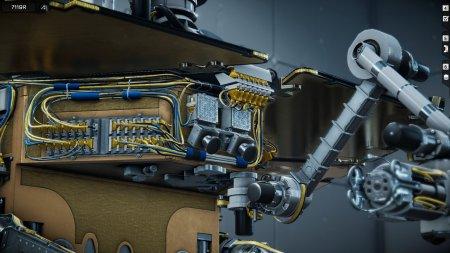 Rover Mechanic Simulator: Training Day скачать торрент