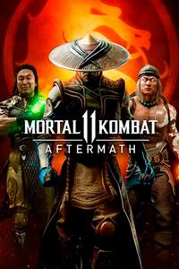 Mortal Kombat 11: Aftermath скачать торрент