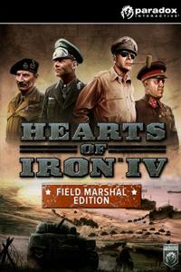 Hearts of Iron 4: Field Marshal Edition скачать торрент