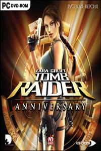 Tomb Raider Anniversary скачать торрент