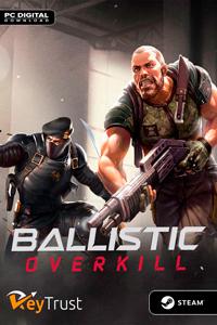 Ballistic Overkill скачать торрент